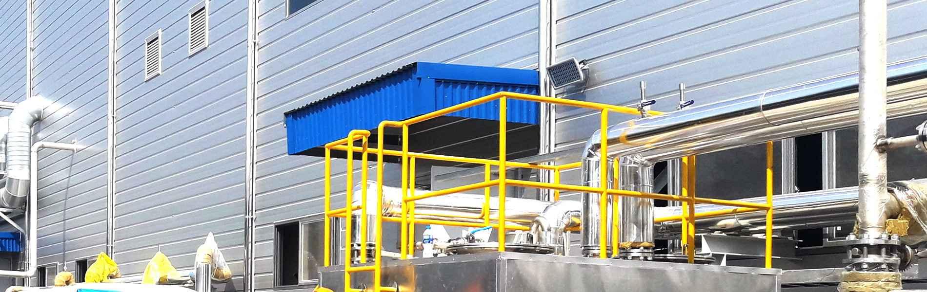 Bọc bảo ôn cách nhiệt công nghiệp